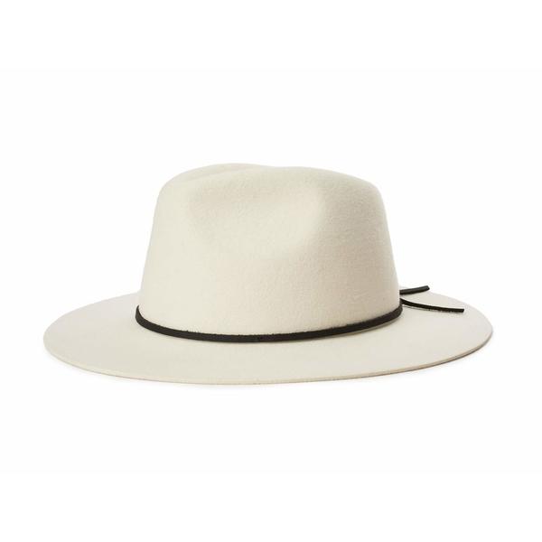 ブリクストン メンズ 帽子 アクセサリー Wesley Fedora Dove