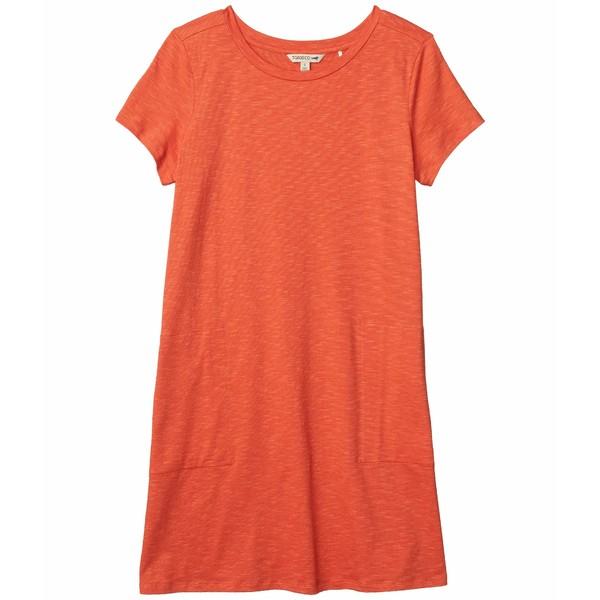 ドード アンドコー レディース ワンピース トップス Windmere II Short Sleeve Dress Chili