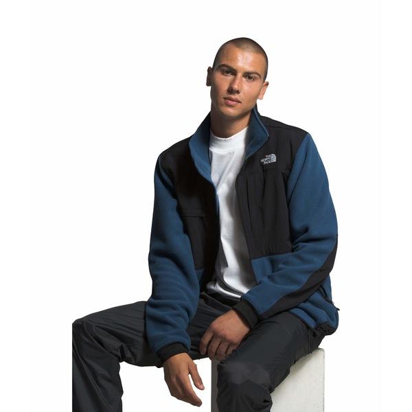 ノースフェイス メンズ コート アウター Denali 2 Jacket Shady Blue