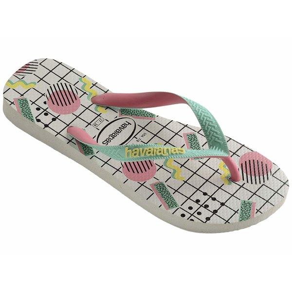 ハワイアナス レディース サンダル シューズ Top Cool Sandal White