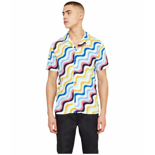 ネイティブユース メンズ シャツ トップス Rio Shirt Pink
