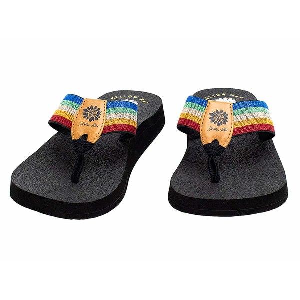 イエローボックス レディース サンダル シューズ Febe Rainbow