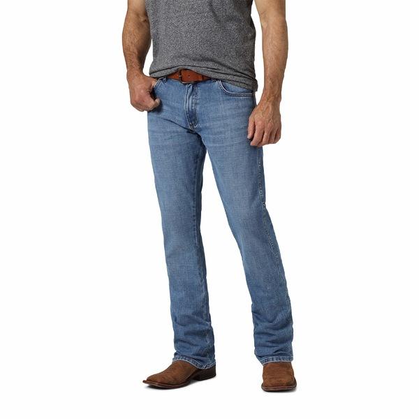 ラングラー メンズ デニムパンツ ボトムス Retro Slim Boot Jeans Crofton