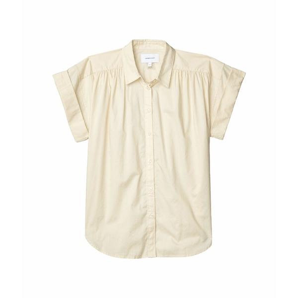 カレント エリオット レディース シャツ トップス Robin Shirt Parchment