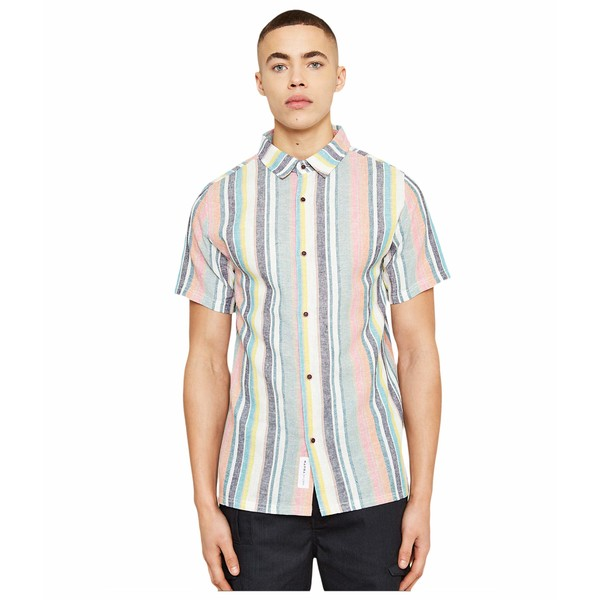 ネイティブユース メンズ シャツ トップス Sydney Shirt Teal