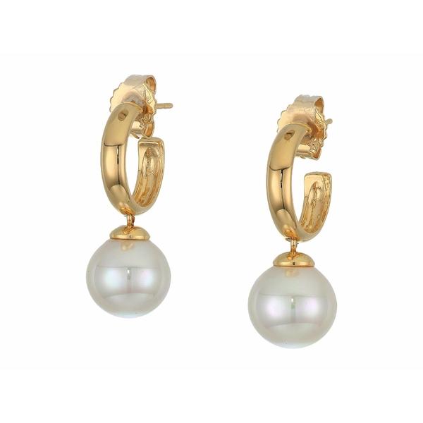 マジョリカ レディース ピアス&イヤリング アクセサリー Lyra Drop Earrings White