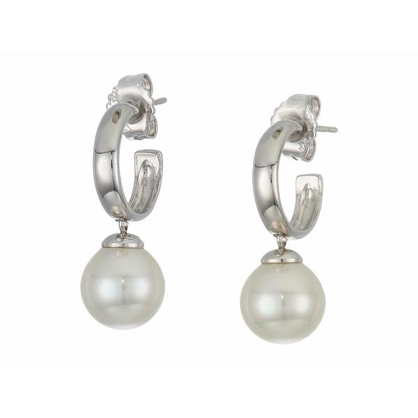 マジョリカ レディース ピアス&イヤリング アクセサリー Lyra Drop Earrings White 2