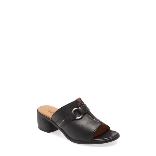 ジョセフセイベル レディース サンダル シューズ Juna 05 Sandal Black Leather