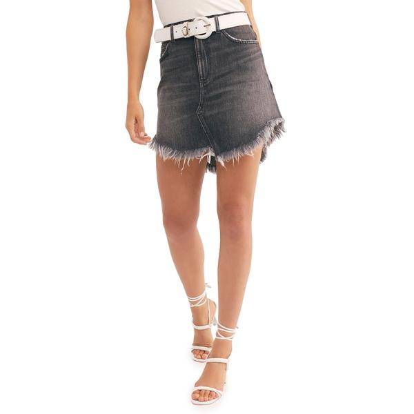 フリーピープル レディース スカート ボトムス Bailey Denim Miniskirt Maverick
