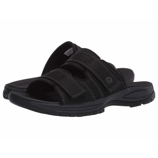 ダナム メンズ サンダル シューズ Newport Slide Water Friendly Black