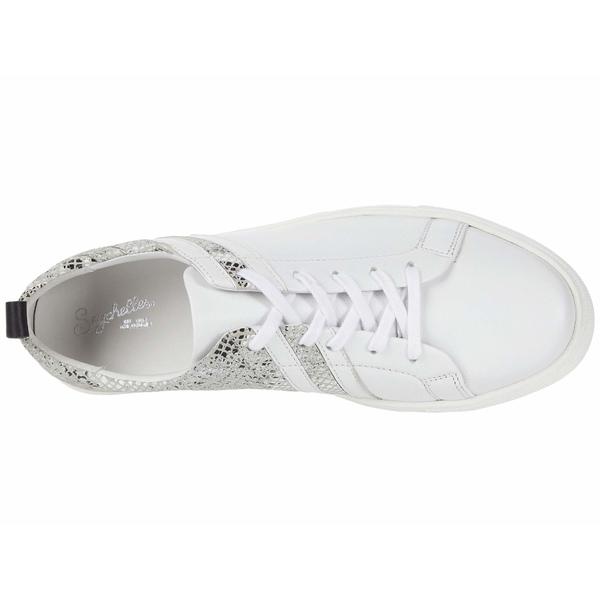 セイシェルズ レディース スニーカー シューズ Stand Out White Exotic Leatherbfy76Yg