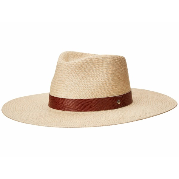 ラグアンドボーン レディース 帽子 アクセサリー Wide Brim Panama Natural