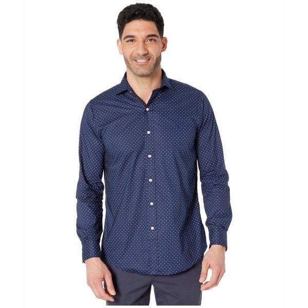 ラルフローレン メンズ シャツ トップス Classic Fit Poplin Shirt Executive Dot