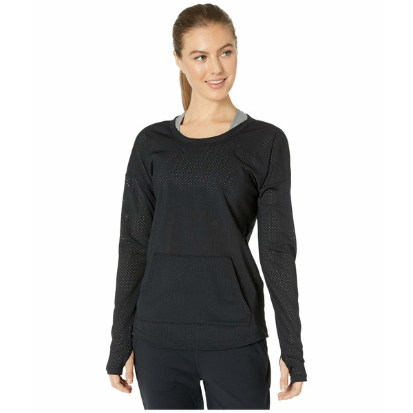 ロル レディース シャツ トップス Venture Long Sleeve Black