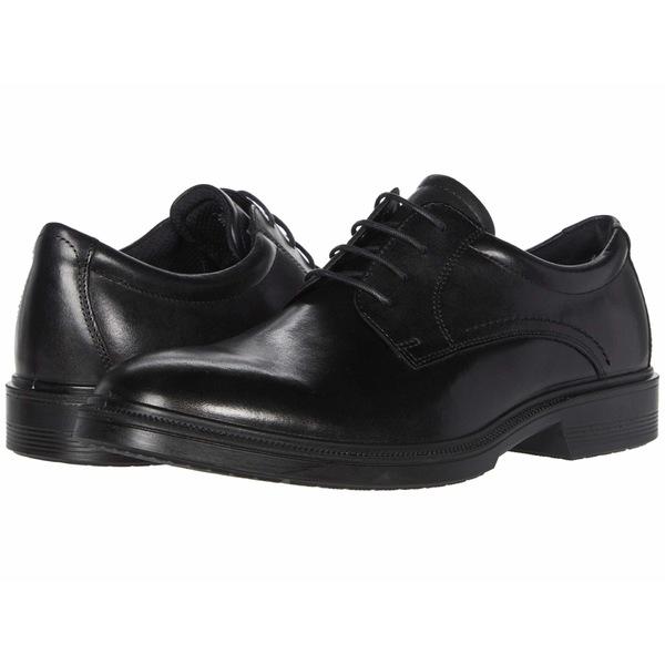 エコー メンズ ドレスシューズ シューズ Maitland Plain Toe Tie Black