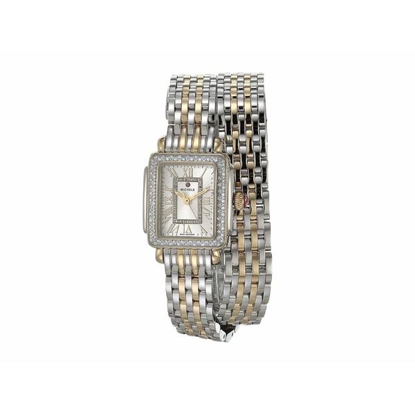 ミッシェル レディース 腕時計 アクセサリー Deco Madison Mini Double Wrap Bracelet Gold Plated/Silver