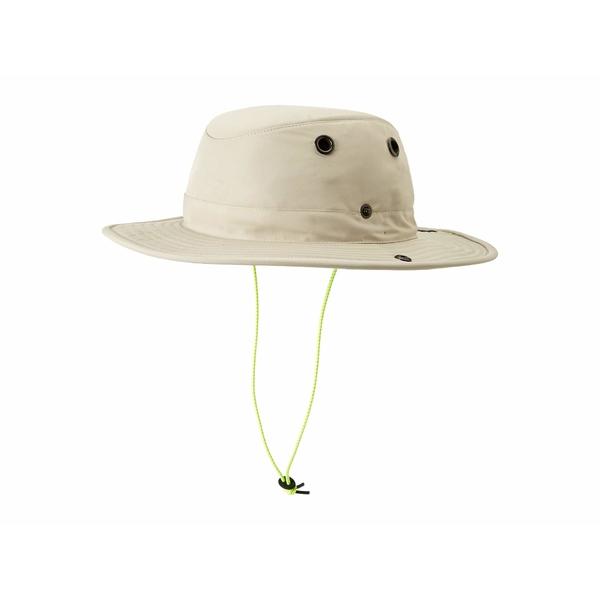 ティレイエンデゥラブル メンズ 帽子 アクセサリー The Paddlers Hat Stone/Green