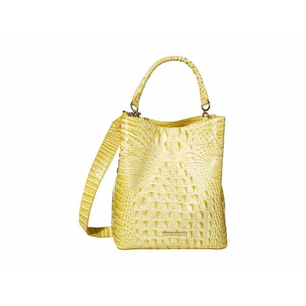 ブランミン レディース ハンドバッグ バッグ Melbourne Amelia Bucket Bag Lemonade