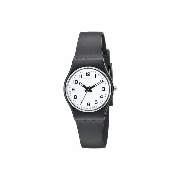 スワッチ レディース 腕時計 アクセサリー Something New - LB153 Black