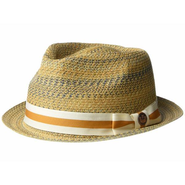 グーリンブラザーズ メンズ 帽子 アクセサリー Envie Tan