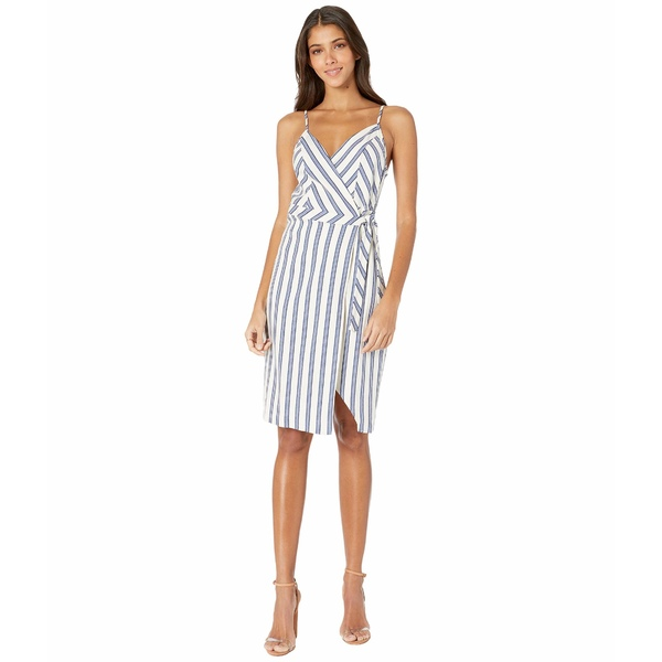 BCBジェネレーション レディース ワンピース トップス Side Wrap Dress TRH6268185 Gardenia