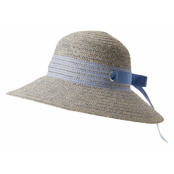 ベットマー レディース 帽子 アクセサリー Jasmine Charcoal/Sky