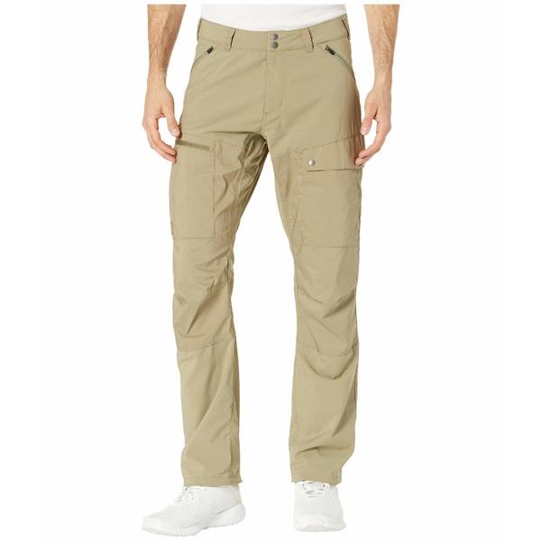 フェールラーベン メンズ カジュアルパンツ ボトムス Abisko Midsummer Trousers Savanna/Light Olive