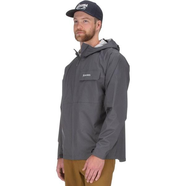 シムズ メンズ ジャケット&ブルゾン アウター Waypoints Jacket - Men's Slate