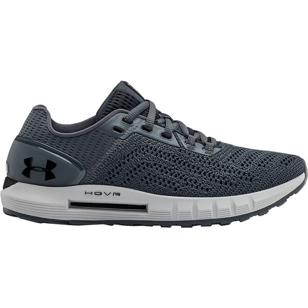 アンダーアーマー レディース スニーカー シューズ HOVR Sonic 2 Running Shoe - Women's Downpour Gray/Halo Gray/Black