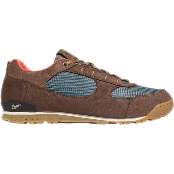 ダナー メンズ スニーカー シューズ Jag Low Hiking Shoe - Men's Dark Earth/Goblin Blue