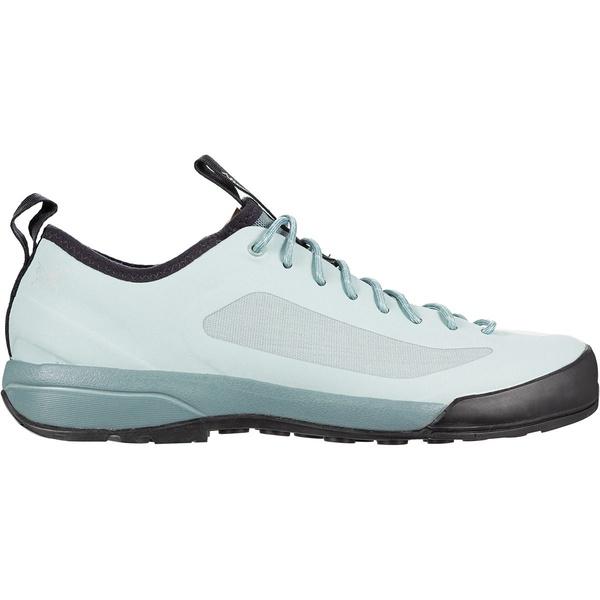アークテリクス レディース スニーカー シューズ Acrux SL Approach Shoe - Women's Petrikorr/Freezing Fog