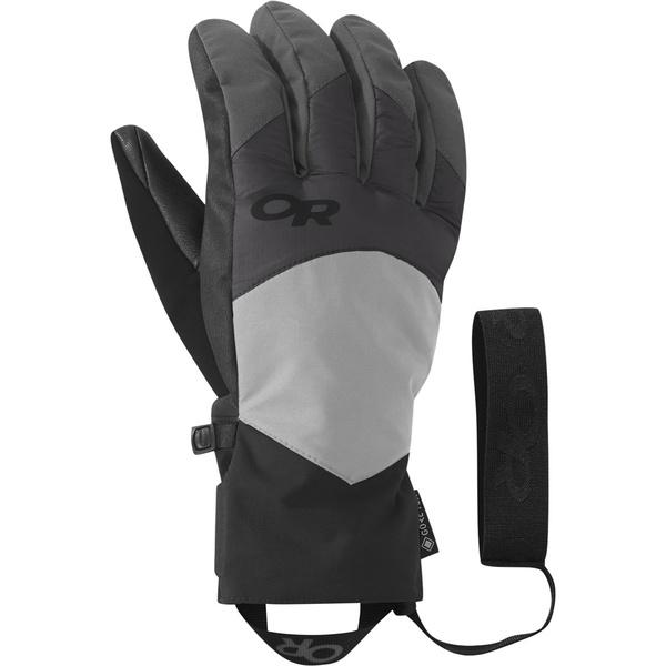 アウトドアリサーチ メンズ 手袋 アクセサリー Fortress Sensor Glove - Men's Black/Storm