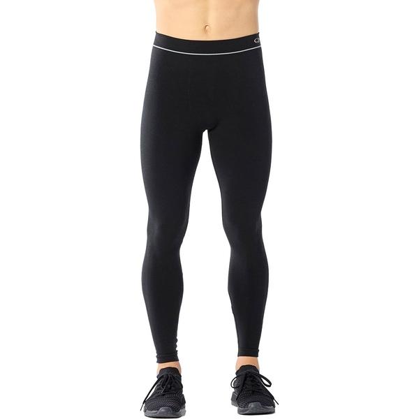 アイスブレーカー メンズ カジュアルパンツ ボトムス Motion Seamless Tight - Men's Black:asty