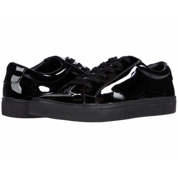 スティーブ マデン メンズ スニーカー シューズ Coastal-P Sneaker Black Patent