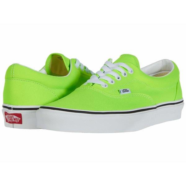 バンズ メンズ スニーカー シューズ Era (Neon) Green Gecko/True White