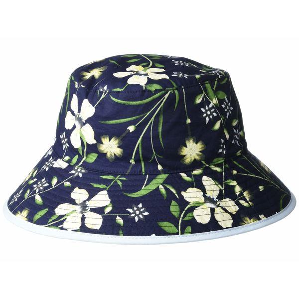 ベットマー レディース 帽子 アクセサリー Florence Navy Floral
