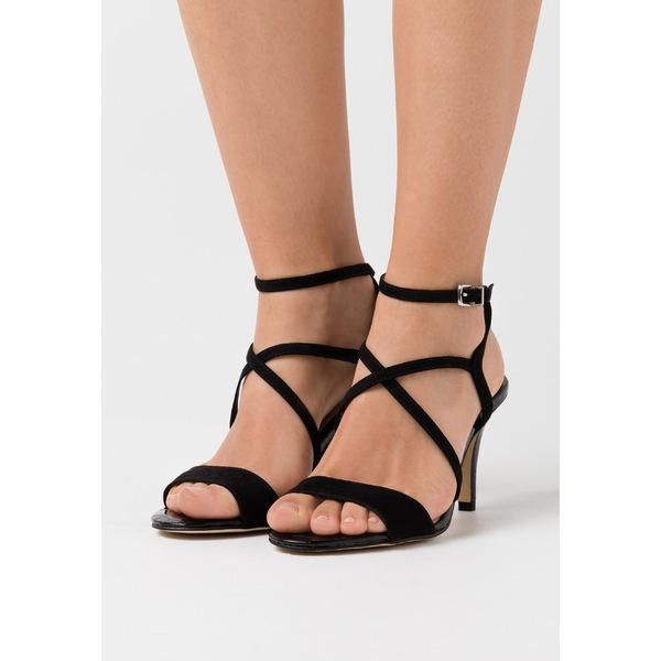 タマリス 安い レディース シューズ サンダル black 全商品無料サイズ交換 armf00dc sandals - High heeled 最安値に挑戦