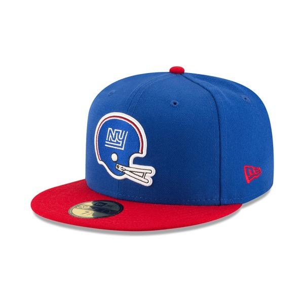 無料配達 ニューエラ メンズ 帽子 アクセサリー New York Giants Team Basic 59FIFTY Fitted Cap Navy/Red, ヤマグチムラ 6c2c7620