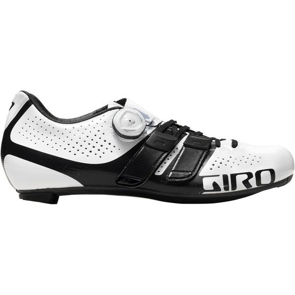 ジロ レディース サイクリング スポーツ Factress Techlace Cycling Shoe - Women's White/Black