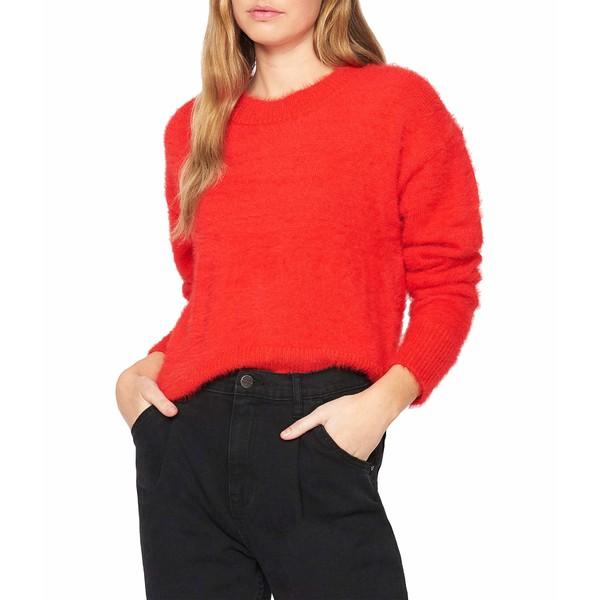 アウター レディース Punk Soft ニット&セーター サンクチュアリー Popover Sweater Red