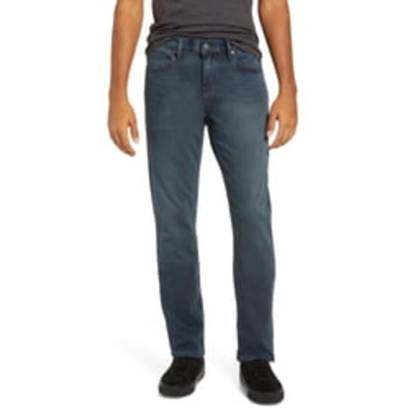 ペイジ メンズ デニムパンツ ボトムス Transcend Federal Slim Straight Leg Jeans Josh