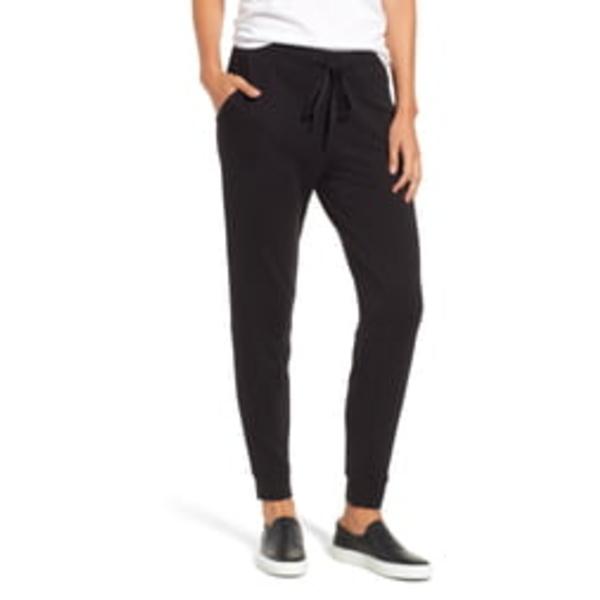 ルーアンドグレイ レディース カジュアルパンツ ボトムス Signaturesoft Plush Upstate Sweatpants Black