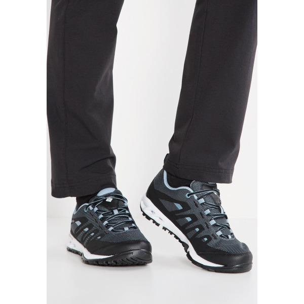 <title>コロンビア レディース スポーツ ハイキング black dark mirage 全商品無料サイズ交換 返品交換不可 VAPOR VENT - Hiking shoes aull001e</title>