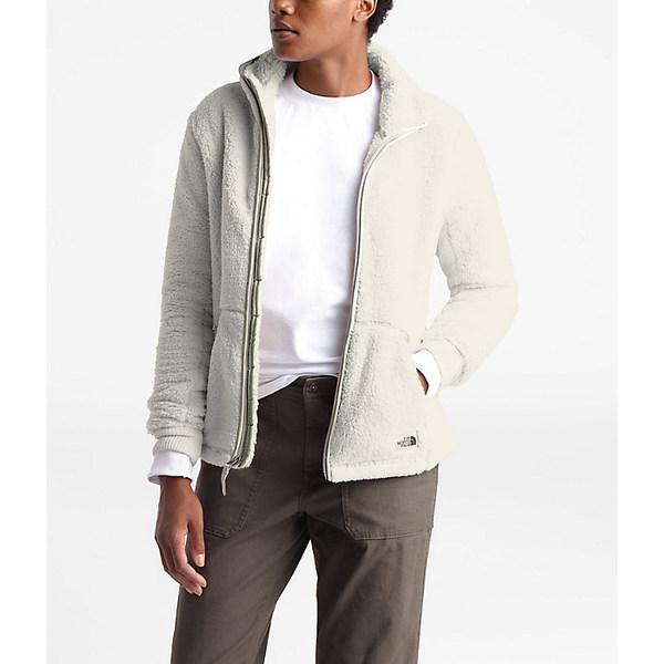 ノースフェイス レディース ジャケット&ブルゾン アウター The North Face Women's Campshire Full Zip Jacket Vintage White / Dove Grey