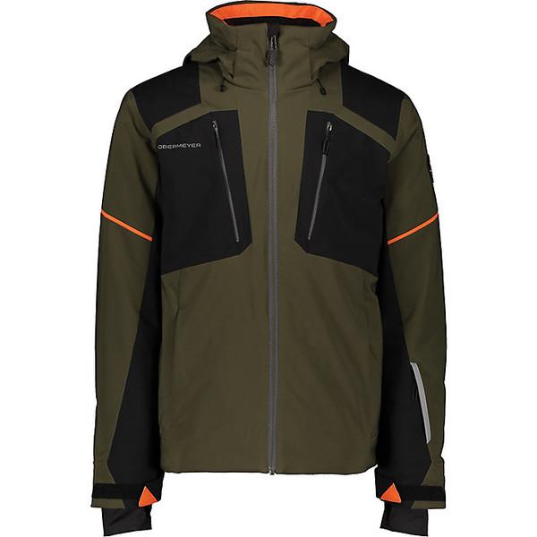 オバマイヤー メンズ ジャケット&ブルゾン アウター Obermeyer Men's Foundation Jacket Off-Duty