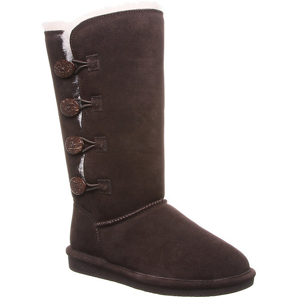 ベアパウ レディース ブーツ&レインブーツ シューズ Bearpaw Women's Lori Boot Chocolate II