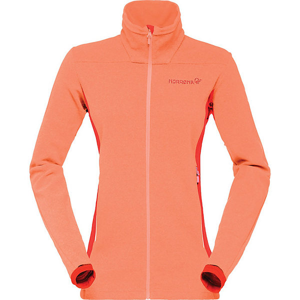 ノローナ レディース ジャケット&ブルゾン アウター Norrona Women's Falketind Warm1 Jacket Melon