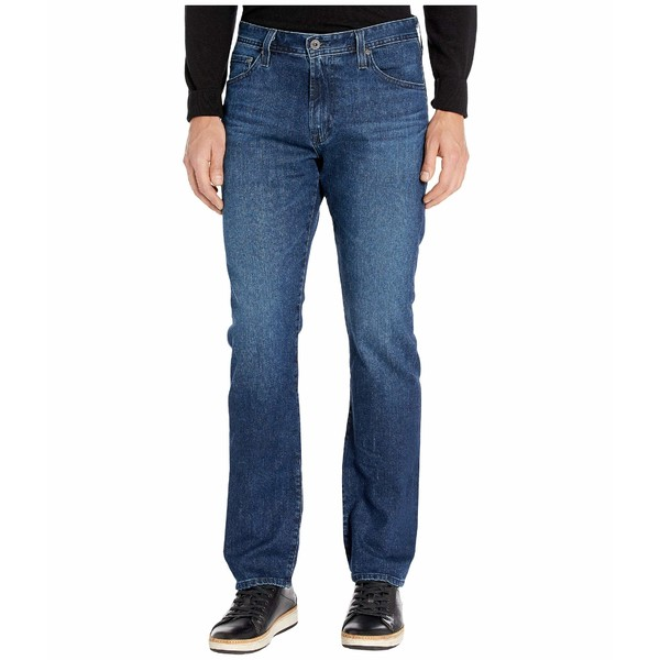 エージー アドリアーノゴールドシュミット メンズ デニムパンツ ボトムス Everett Slim Straight Leg Jeans in Jamestown Jamestown