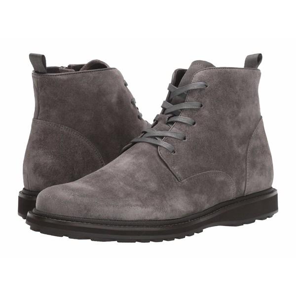 ジョンバルベイトス メンズ ブーツ&レインブーツ シューズ Brooklyn Lace Boot Coal