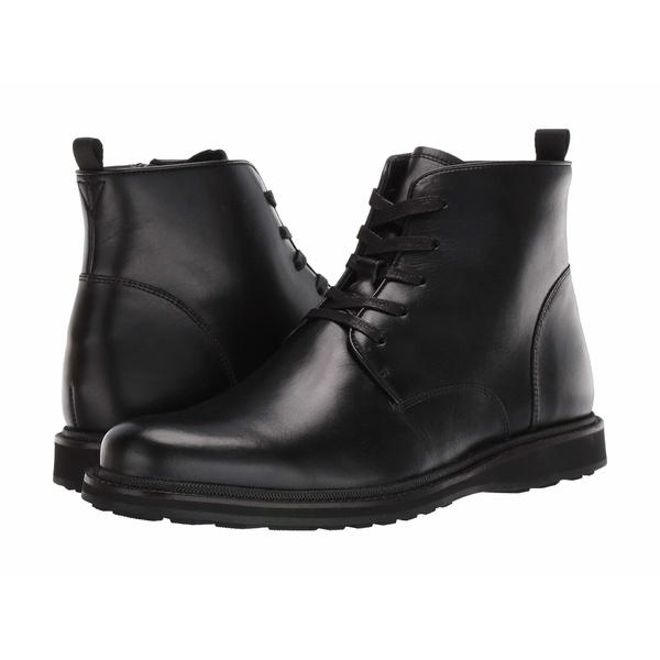 ジョンバルベイトス メンズ ブーツ&レインブーツ シューズ Brooklyn Lace Boot Mineral Black